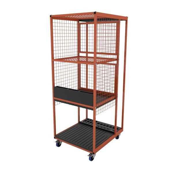 Showtec Pipe & Drape Trolley