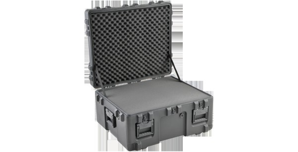 SKB R Series 3025-15 Waterproof Case (with cubed foam)